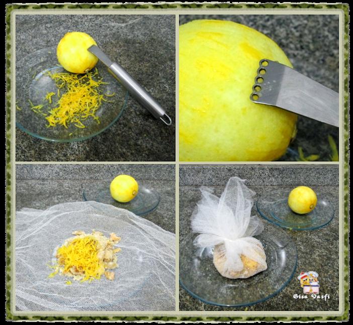 Sorvete de gengibre e limão siciliano 4