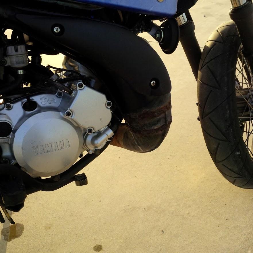 Transformación naked Honda NSR 125R - Foro Coches