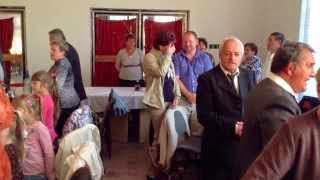 Szüreti bál Jákó 2013.09.21. - Nyugdíjas Himnusz