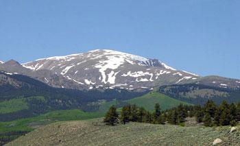 Гора Элберт
