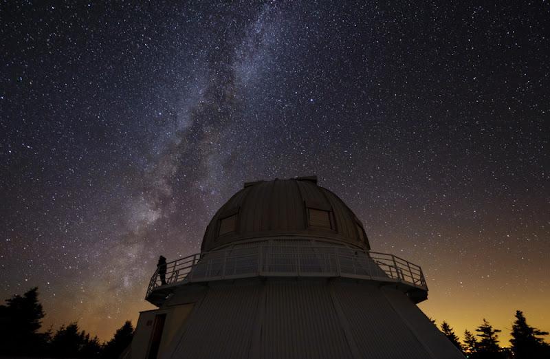 Mont Megantic Observatory