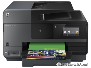 Driver HP Officejet Pro 8620/8625 e-All-in-One Printer – Download and installing Instruction