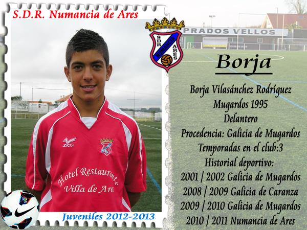 ADR Numancia de Ares. Borja.