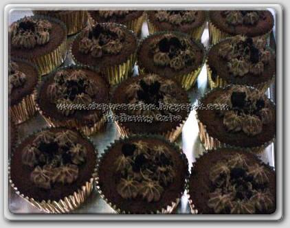 ... Parade : Brownies Kukus, Pudding Jelly dan Simple MoCho Oreo Cupcake
