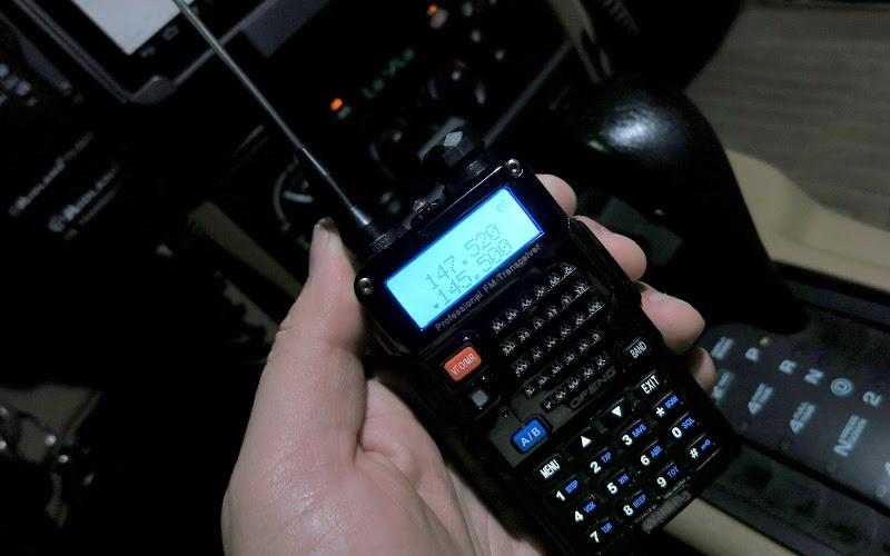 APRS via Kenwood TM-V71A, Mobilinkd bluetooth TNC & Android
