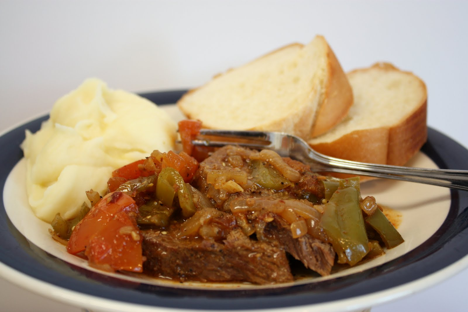 The Terrace Housewife: Southwestern Pot Roast