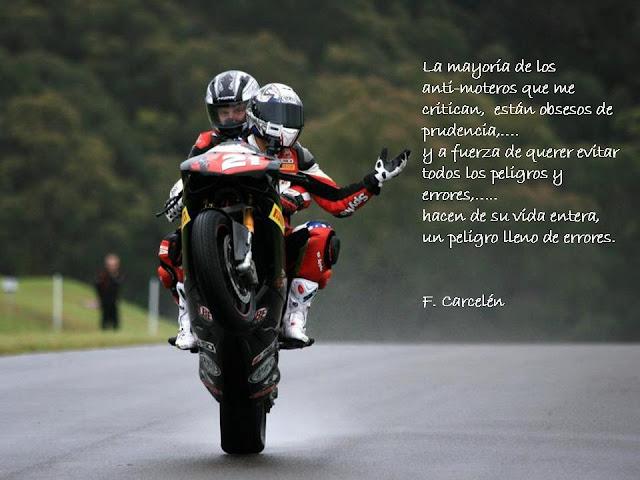 Pensamientos de un Motociclista - Taringa!