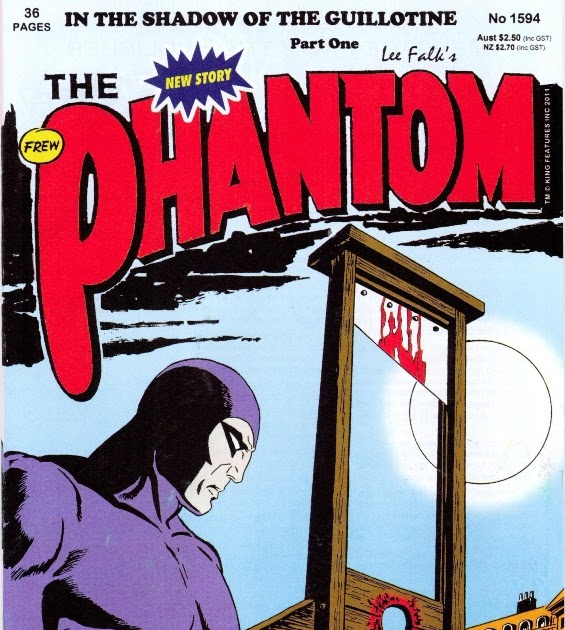 Lot of 4 x Frew Phantom Comics from 1999. no.'s 1225, 1227, 1228 and 1229. VG