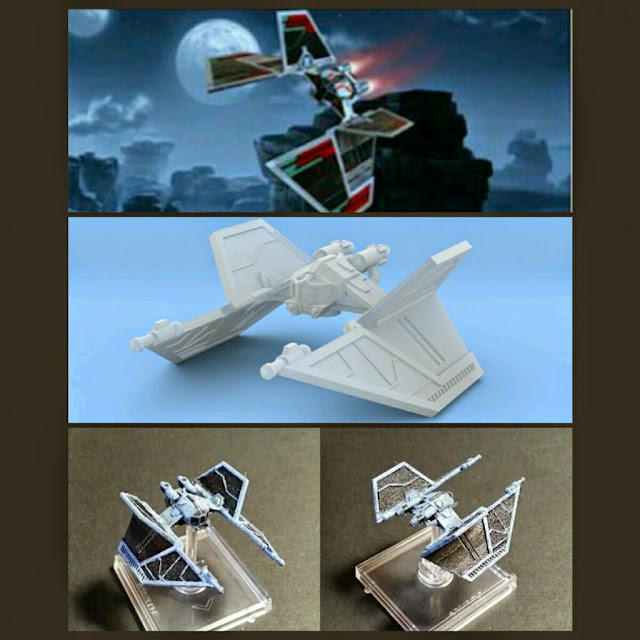 MK-VI Interceptor de Mel Miniatures