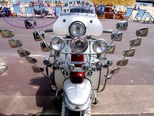 Luton Lambrettas Amp Vespas