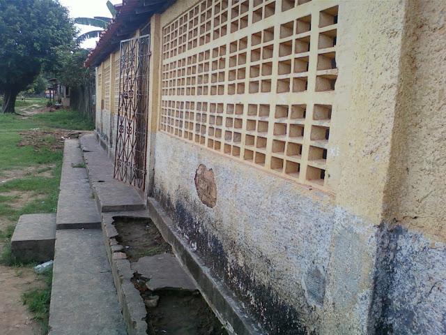 IMAGEM - Escola Santa Maria Goreth - Povoado Centro dos Teles - Bacabal - MA