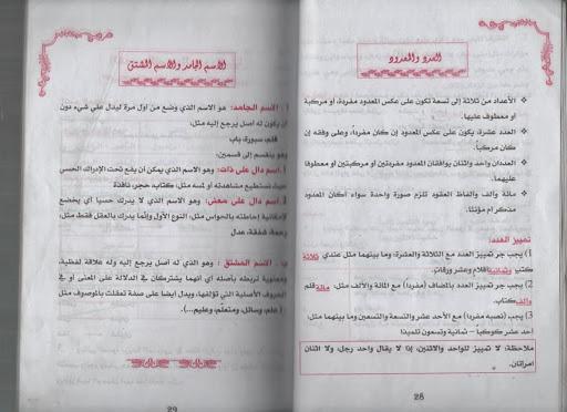 الميسر في اللغة العربية 2متوسط وفق المنهاج الجديد Photo%2520015.jpg