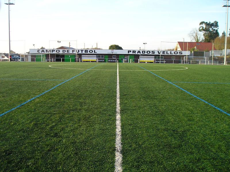 Numancia de Ares. Campo de fútbol de Prados Vellos (Ares)