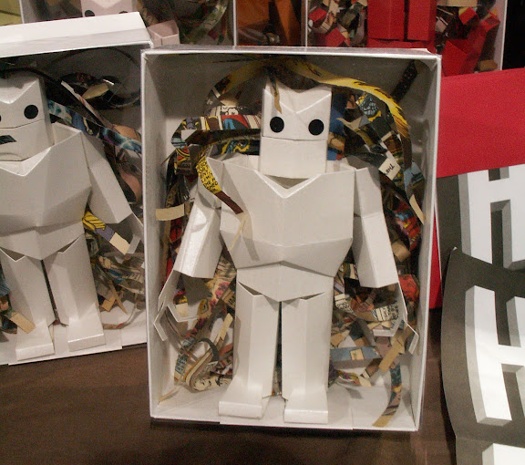 Paper Robot Army