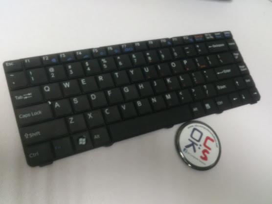 Original Keyboard SONY VAIO NS110E NS110EL NS110ES NS115NS PCG-7151C