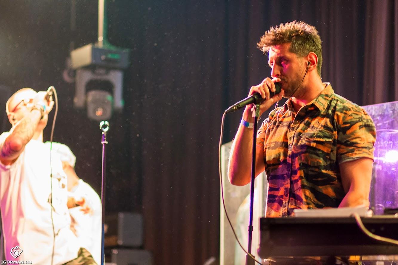 Фоторепортаж концерт группы Градусы в клубе Б2, 16.05.2014 - фотограф IgorMan