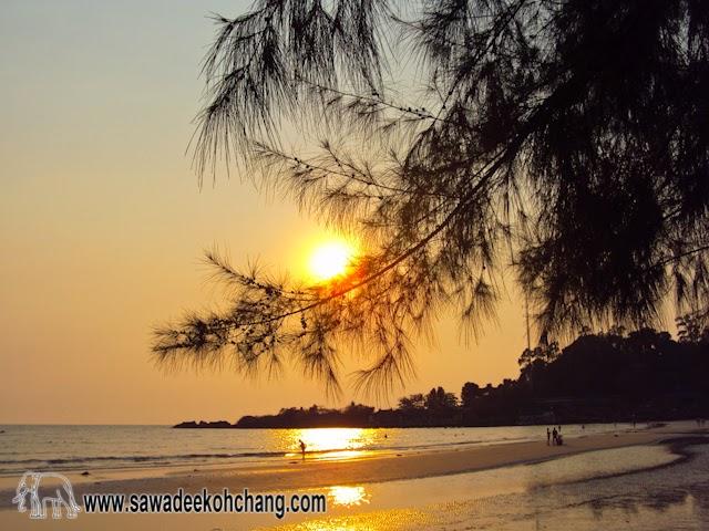 Koh Chang, a real Paradise island!