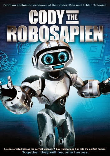 Poster Of English Movie Cody the Robosapien (2013) Free Download Full New Hollywood Movie Watch Online At Alldownloads4u.Com