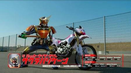 Shocker Rider Gaim