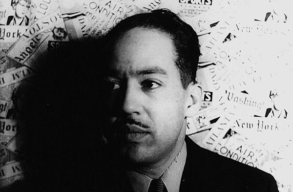 Langston Hughes in 1936.
