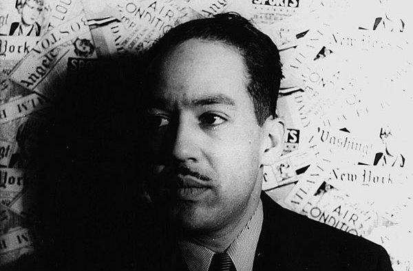 Langston Hughes in 1936.