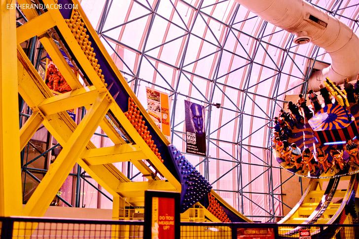 Circus Circus Las Vegas NV Adventuredome | Amusement Parks Las Vegas localadventurer.com
