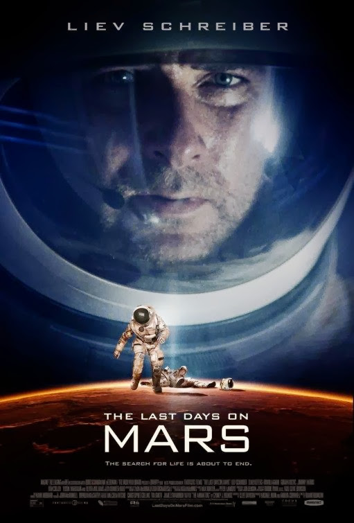 Poster Of English Movie The Last Days on Mars (2013) Free Download Full New Hollywood Movie Watch Online At Alldownloads4u.Com