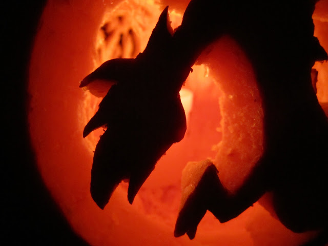 Hobbit Pumpkin With No Hobbits The Whimsy Turtle