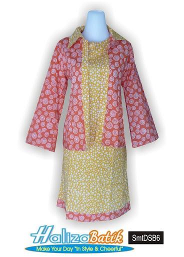 Seragam Kantor, Batik Dress, Dress Muslimah