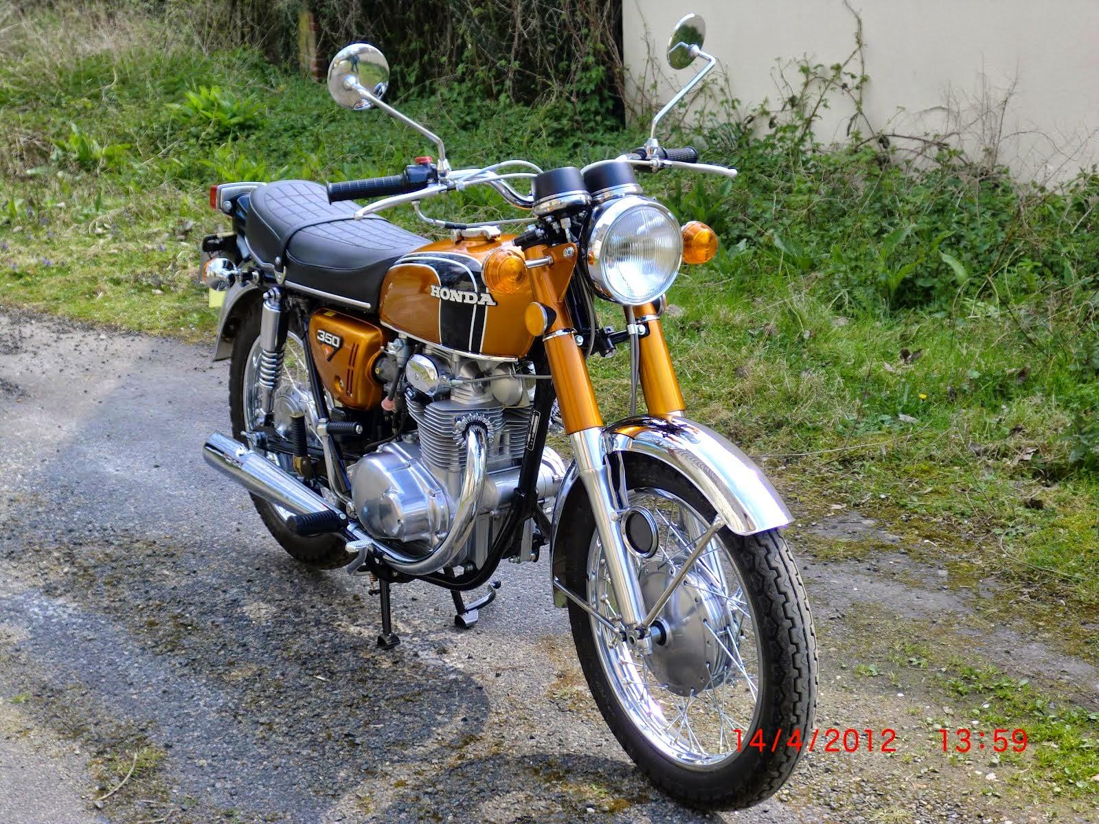 Modifikasi Motor Trail Klasik Modifikasi Motor Honda Klasik