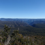 View from the near the end of Narrow Neck (49628)