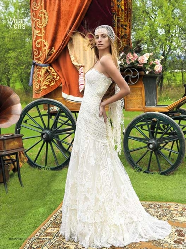 2011 Summer Formal Wedding Dresses