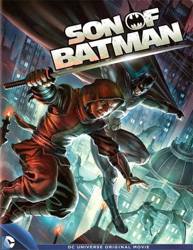 Ver Pelicula El hijo de Batman