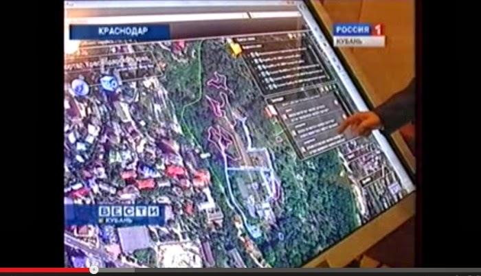 Отраслевые сит. центры, мониторинг в Краснодарском крае