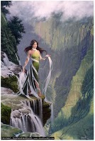 Sulis Goddess Of The Springs Image