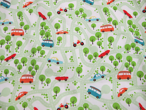 fun graphic fabric