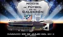 Precios entradas Atletico Madrid Alianza Lima 28 Julio