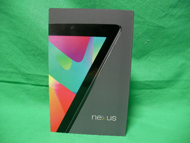Nexus7 来たる