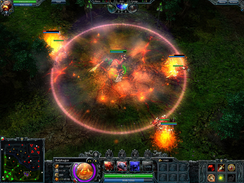 Heroes of Newerth Screenshot 6