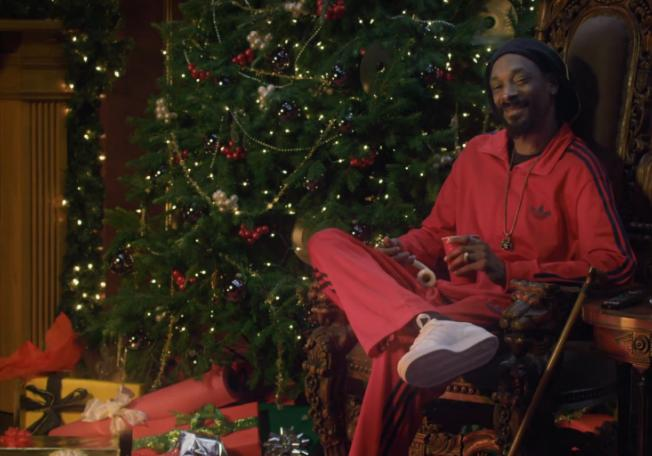 A Christmas Tale Re-Told by Ebenezer Snoop and Adidas