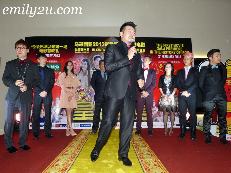"""Once Upon A Time"" Celebrity Gala Premier In Ipoh"