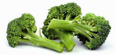 sayur untuk mata