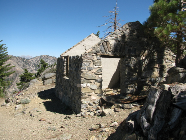 stone walls that offer little shelter