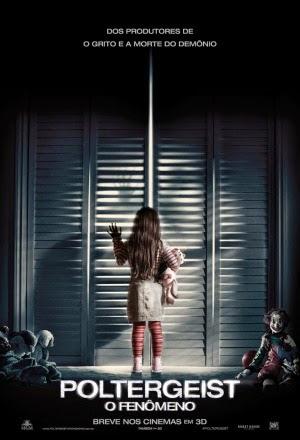 Filme Poster Poltergeist - O Fenômeno HDTS XviD & RMVB Dublado