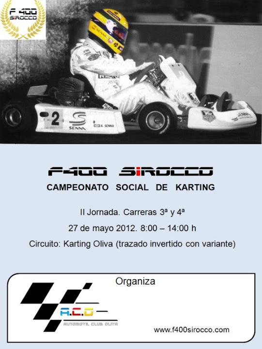 Jornada 2 cartel