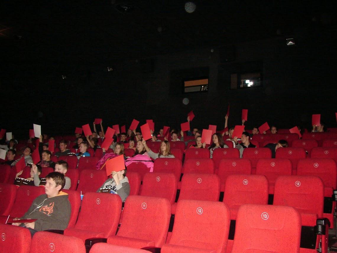 Kino na temat