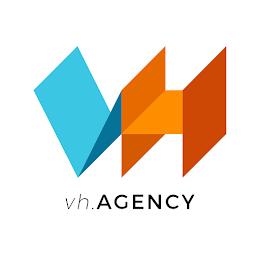 vh.AGENCY (Visual Harbor) logo