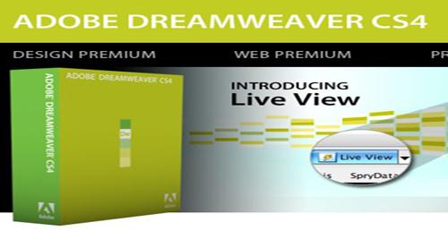 Download Dreanweaver cs4 Completo + Serial