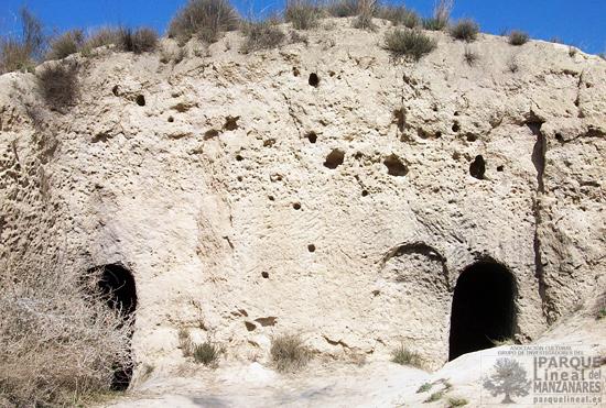 Cuevas Arroyo Valle Grande