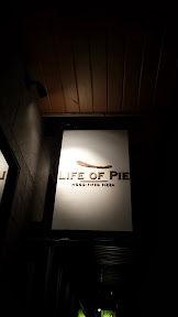 Life of Pie Pizza, Portland at 3632 North Williams and Northeast Beecher Streets